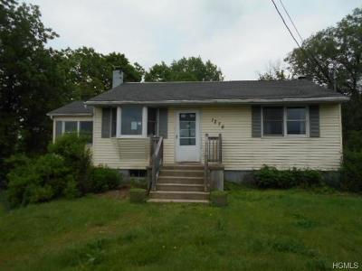 Single Family Home For Sale: 1276 Route 44-55