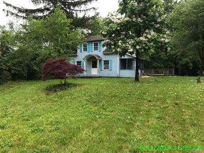 Single Family Home For Sale: 1425 State Route 208