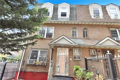 Bronx Multi Family 2-4 For Sale: 300 East 184th Street