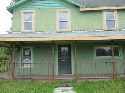 Bethel Single Family Home For Sale: 3052 Nys Hwy 55