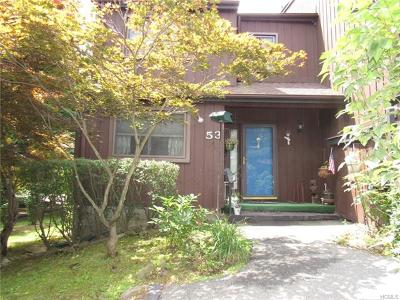 Highland Single Family Home For Sale: 53 Redwood Drive