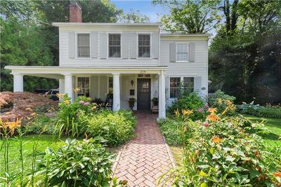 Ossining Single Family Home For Sale: 329 Spring Street