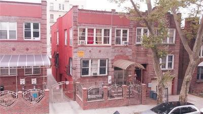 Bronx Multi Family 2-4 For Sale: 1652 Grand Avenue