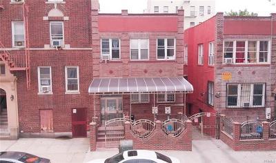Bronx Multi Family 2-4 For Sale: 1654 Grand Avenue