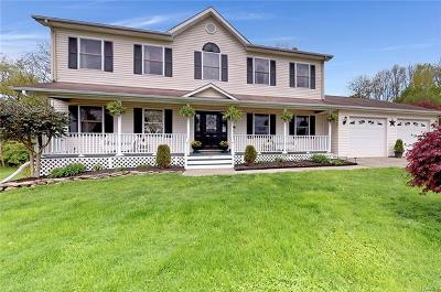 Amenia Single Family Home For Sale: 27 Ohandley Drive
