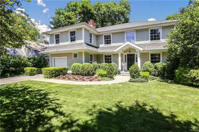 Scarsdale Single Family Home For Sale: 2 Foxhall Road