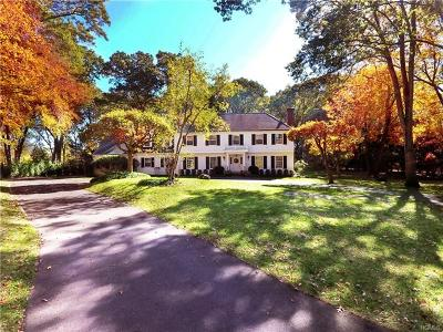 Connecticut Single Family Home For Sale: 41 Long Close Road