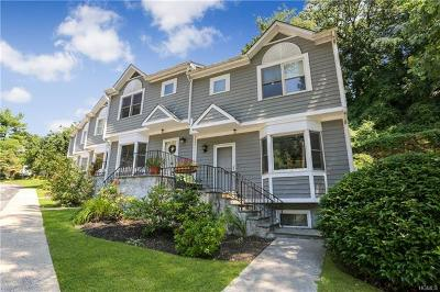 Ossining Single Family Home For Sale: 58 Snowden