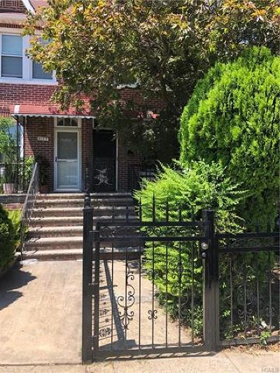 Bronx Single Family Home For Sale: 4109a Paulding Avenue