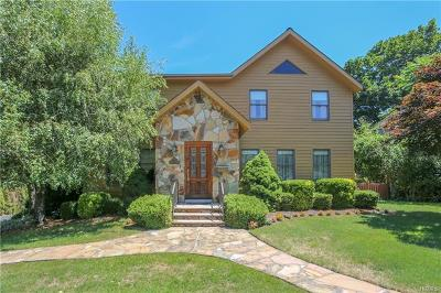 Pearl River Single Family Home For Sale: 22 North Summit Street