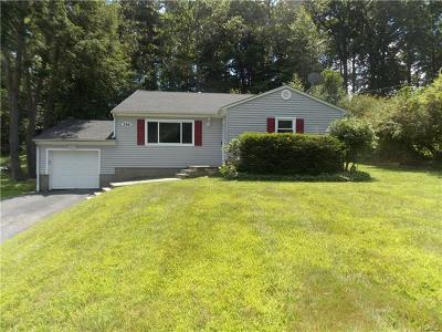 Cortlandt Manor Single Family Home For Sale: 356 Alpine Drive