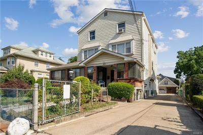 New Rochelle Multi Family 2-4 For Sale: 260 Sickles Avenue