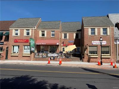 Chappaqua Commercial For Sale: 59 South Greeley Avenue