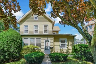 Hartsdale Single Family Home For Sale: 21 Lawton Avenue
