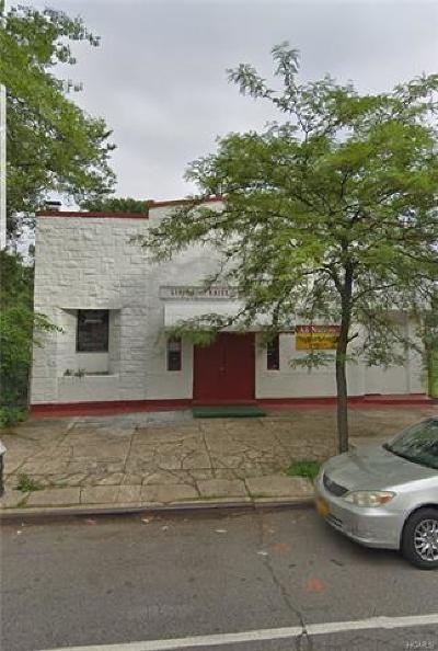 Bronx County Commercial For Sale: 4069 Bronxwood Avenue