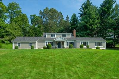 Mount Kisco Single Family Home For Sale: 32 Taylor Road