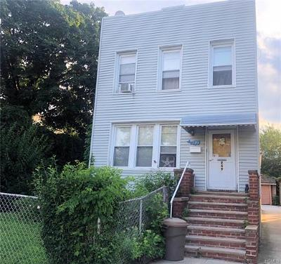 Multi Family 2-4 For Sale: 249 Hollywood Avenue