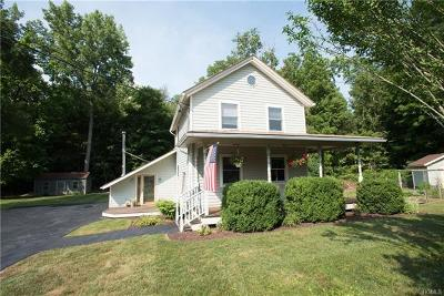 Ulster Park Single Family Home For Sale: 187 Union Center Road