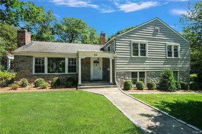 Westchester County Single Family Home For Sale: 65 Beverly Drive