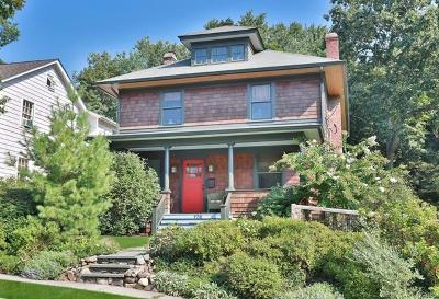 Nyack Single Family Home For Sale: 120 Castle Heights Avenue