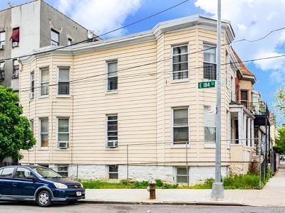 Bronx Multi Family 2-4 For Sale: 2315 Bassford Avenue