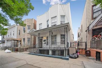 Bronx Multi Family 2-4 For Sale: 1867 Bronxdale Avenue