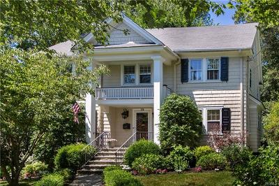 Bronxville Single Family Home For Sale: 172 Ellison Avenue