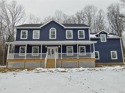 Bloomingburg NY Single Family Home For Sale: $419,000