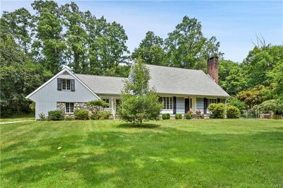 Croton-On-Hudson Single Family Home For Sale: 84d Furnace Dock Road