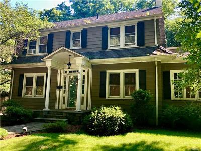 Ossining Single Family Home For Sale: 2 Beach Road