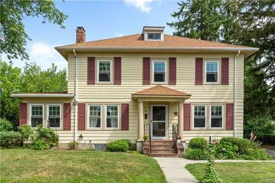 Ossining Single Family Home For Sale: 11 Gilbert Park