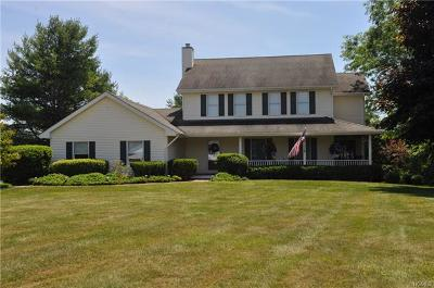 Poughquag Single Family Home For Sale: 18 Cooper Road