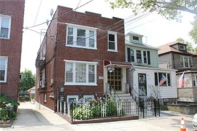 Bronx NY Multi Family 2-4 For Sale: $990,000