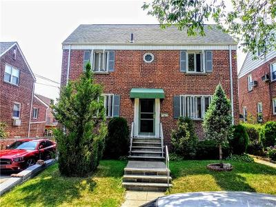 Bronx NY Single Family Home For Sale: $995,000