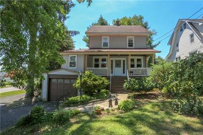 Spring Valley Single Family Home For Sale: 114 East Eckerson Road
