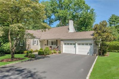 Scarsdale Single Family Home For Sale: 15 Winchcombe Way