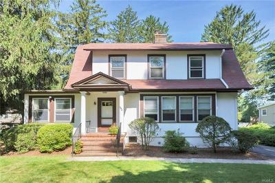 White Plains Single Family Home For Sale: 1064 Dobbs Ferry Road