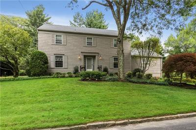 Scarsdale NY Single Family Home For Sale: $1,345,000