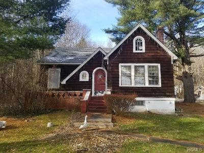 Barryville, Woodridge Single Family Home For Sale: 152 River Road
