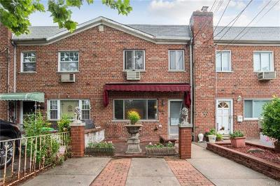 Bronx NY Single Family Home For Sale: $429,900