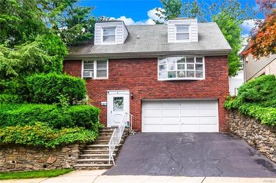 Yonkers Single Family Home For Sale: 9 Laurel Place