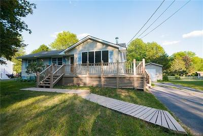 Westbrookville Single Family Home For Sale: 31 Apple Lane