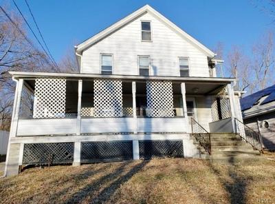 Single Family Home For Sale: 112 Frederick Street