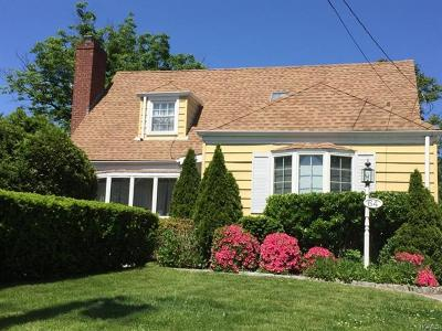 Westchester County Single Family Home For Sale: 64 Howard Avenue