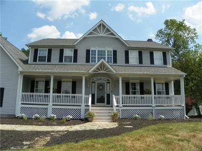 Wappingers Falls Single Family Home For Sale: 19 Legere Court