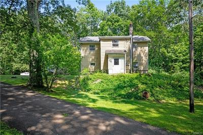 Patterson Single Family Home For Sale: 36-38 Fairfield Drive