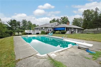 Goshen Single Family Home For Sale: 4 Reservoir Road