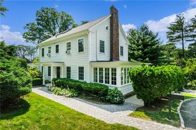Scarsdale Single Family Home For Sale: 23 Circle Road