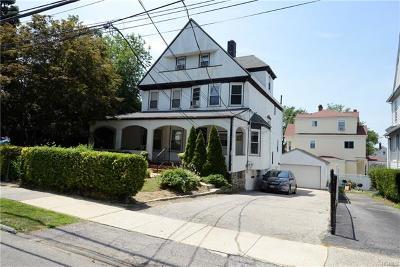 Mount Vernon Multi Family 2-4 For Sale: 118 North Fulton Avenue