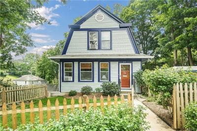 Croton-On-Hudson Single Family Home For Sale: 42 Old Post Road North